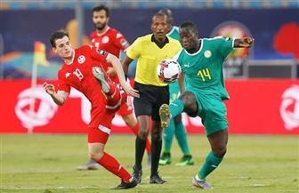 شوط أول ساخن بين تونس والسنغال ينتهي بالتعادل السلبي