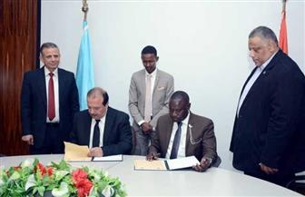 توقيع اتفاقية تعاون بين جامعتي طنطا وأبرار الصومالية