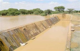 """""""الري"""": افتتاح 4 سدود لحصاد مياه الأمطار في البحر الأحمر بتكلفة 34 مليون جنيه"""