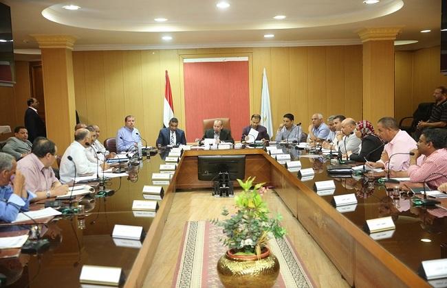 محافظ كفر الشيخ يقرر استبدال محول كهرباء  الحلافي  بالحامول استجابة للأهالي