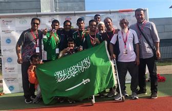 7 ميداليات سعودية في بطولة الجمعية الدولية للشلل الدماغي بالدنمارك |صور