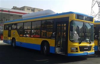 رئيس هيئة النقل العام يكشف عن خط السير الجديد لأتوبيسات الغاز الطبيعي
