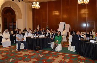 بدء أعمال الملتقى العربي الثالث لقيادات المستقبل بالمنظمة العربية للتنمية الإدارية |صور