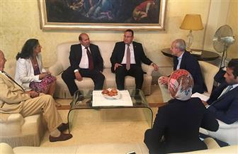توقيع اتفاقية تآخي بين الإسكندرية ومدينة كتانيا الإيطالية | صور