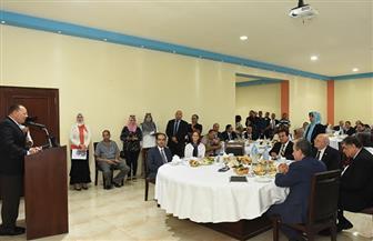 افتتاح 3 مراكز للتطوير المهني بجامعة الزقازيق | صور