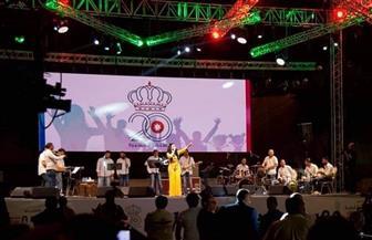 ديانا كرزون تتألق في مهرجان صيف عمان بالأردن |صور