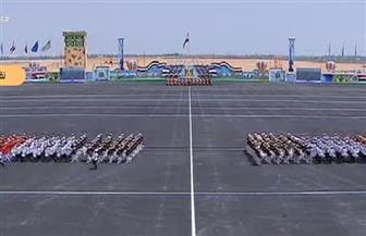 بث مباشر.. الرئيس السيسي يشهد تخريج دفعة جديدة من ضباط الصف المعلمين
