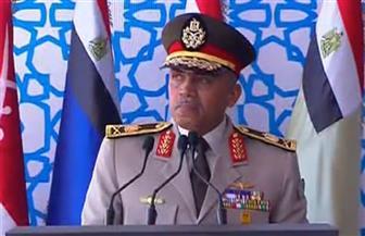 مدير معهد ضباط الصف المعلمين: حضور الرئيس السيسي الحفل يبعث الفخر للخريجين | فيديو