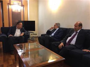 محافظ الاسكندرية يختتم زيارته لإيطاليا بلقاء نائب عمدة جنوة