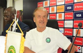 مدرب نيجيريا: أعرف الكرة التونسية جيدا.. وجيريس صديقى وأتمنى حصد المركز الثالث