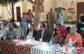 محافظ أسيوط: انطلاق حملة تشجير ونظافة بقرية شقلقيل وزراعة 100 شجرة وشتلة مثمرة | صور