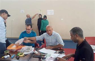 بدء اختبارات كلية التربية الرياضية بجامعة العريش بطور سيناء | صور