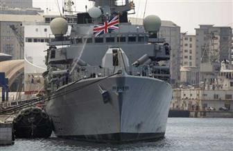 سفينة-حربية-بريطانية-تعبر-مضيق-تايوان
