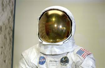 """""""بدلة أرمسترونج"""" لا تزال تثير الإعجاب بعد نصف قرن من خطوته على القمر  صور"""