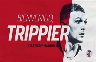 رسميا.. أتليتكو مدريد يعلن تعاقده مع كيران تريبير لاعب توتنهام