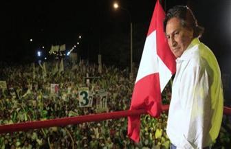 اعتقال رئيس بيرو الأسبق أليخاندرو توليدو في الولايات المتحدة