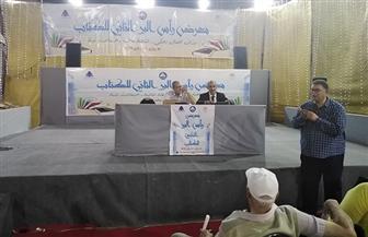 محافظ دمياط تستقبل محمد أبو العلا السلاموني |صور