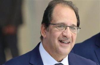 الوزير عباس كامل يصل مدينة بني غازي