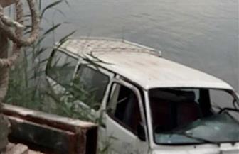 إصابة 10 أشخاص إثر سقوط ميكروباص في المريوطية
