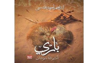 """مناقشة رواية """"باري أنشودة السودان"""" بمركز الهالة.. غدا"""