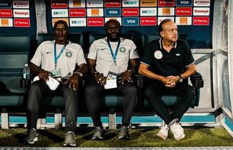 مدرب نيجيريا يكشف إصابة هداف بطولة أمم إفريقيا