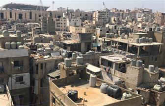 إغلاق مخيم للاجئين الفلسطينيين في جنوب لبنان لليوم الرابع