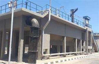 الانتهاء من تنفيذ توسعات محطة معالجة صرف صحي شبين الكوم بالمنوفية|صور