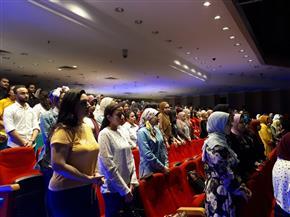 انطلاق فعاليات مهرجان الإنتاج الإعلامي لطلاب الإعلام بكلية الآداب جامعة عين شمس| صور
