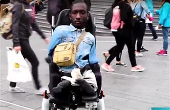 أيزيك.. مدونٌ يتحدى إعاقته بالإبداع | فيديو