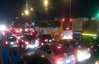 تحويلات سريعة وخدمات أمنية لسحب الكثافات المرورية بشوارع العاصمة