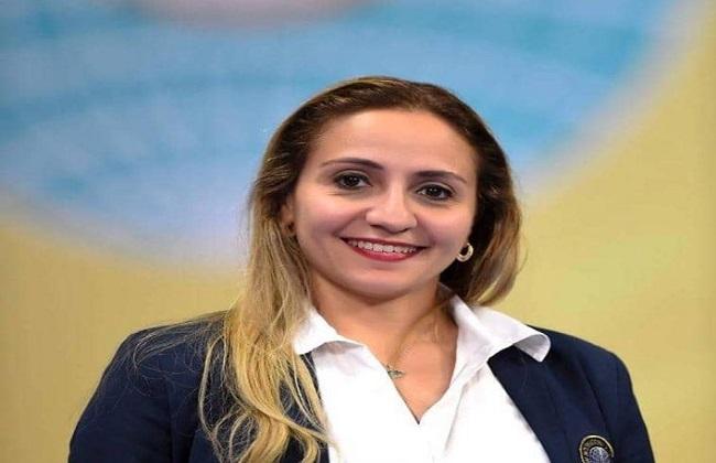 إنجاز جديد للجمباز  نهى عبد الوهاب رئيسا للجنة الفنية للاتحاد الدولي