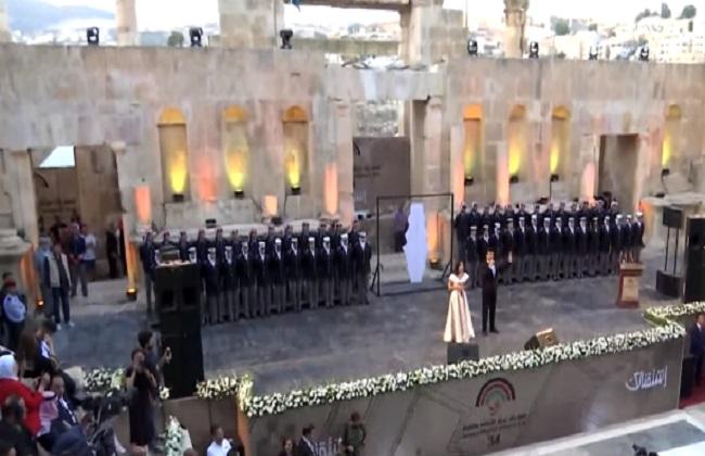 مهرجان جرش للثقافة والفنون بالأردن يحتفي بالدراما العربية