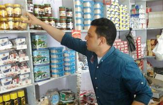 «تموين الأقصر»: تحرير 352 قضية في حملة على الأسواق