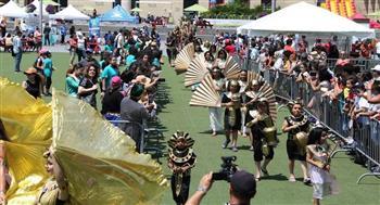 الجالية المصرية بكندا تمهد للاحتفال بشهر الحضارة المصرية بإقامة حفل فني مبهر| صور