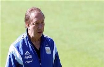 إصابة بيلاردو مدرب الأرجنتين السابق بفيروس كورونا