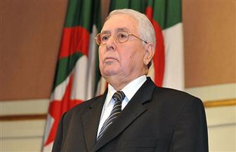 الرئيس الجزائري يصل إستاد القاهرة لحضور نهائي كأس الأمم الإفريقية