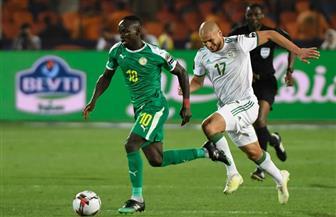 65 دقيقة.. الجزائر تتقدم والحكم يتراجع عن ركلة جزاء للسنغال