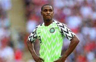 """النيجيري إيجالو هداف بطولة الأمم الإفريقية """"مصر 2019"""""""