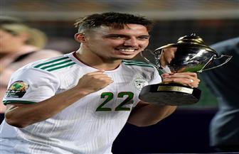 إسماعيل بن ناصر أفضل لاعب في أمم إفريقيا 2019