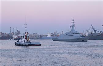 """مصر وفرنسا تنفذان التدريب البحرى الجوى المشترك """"رمسيس 2019"""" بمسرح عمليات البحر المتوسط"""