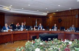 مجلس جامعة طنطا يوافق على إنشاء وحدة تطوير البحث العلمي | صور