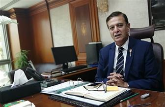 درويش حسنين: الحكومة بذلت جهدا كبيرا لإزالة العقبات التي تواجه شركات العقارات والمقاولات