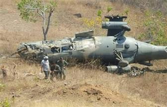 """تحطم """"هليكوبتر"""" عسكرية في شمال ألمانيا"""