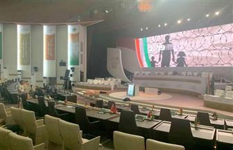 سفارة مصر بأديس أبابا تنشر صور قاعة الاجتماعات استعدادا لقمة نيامي
