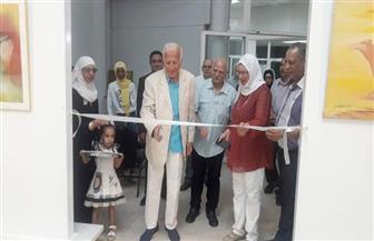 افتتاح معرض الراحل سمير ظريف بدار الأوبرا المصرية
