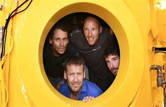 """على عمق 120 مترا.. أربعة غواصين على موعد مع اكتشاف """"جنات البحر المتوسط"""""""