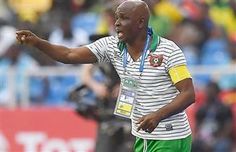 مدرب غينيا بيساو يشكر لاعبيه رغم الخروج من أمم إفريقيا