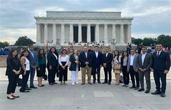 اختتام البرنامج التدريبي للملحقين الدبلوماسيين الجدد بالعاصمة الأمريكية واشنطن|صور