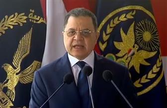 نص كلمة وزير الداخلية خلال الاحتفال بتخريج دفعة جديدة في كلية الشرطة