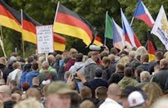 """مظاهرات مناهضة لـ """"حركة الهوية"""" اليمينية المتطرفة في مدينة ألمانية"""